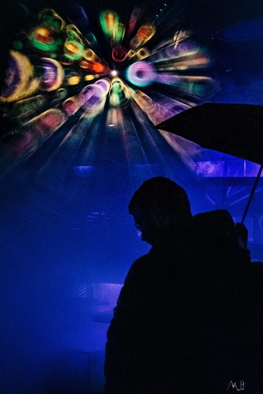 Holographisches Windspiel <br/> (2019)